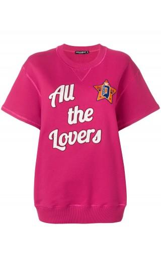 Felpa mm giro All the lovers