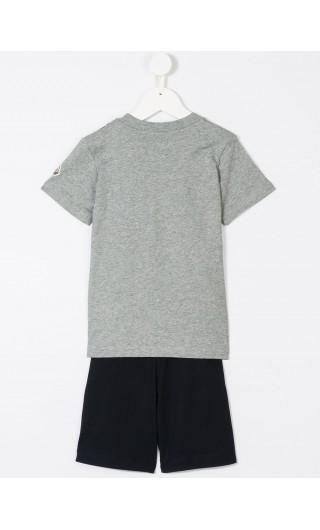 Completo T-Shirt mm + pantaloncino