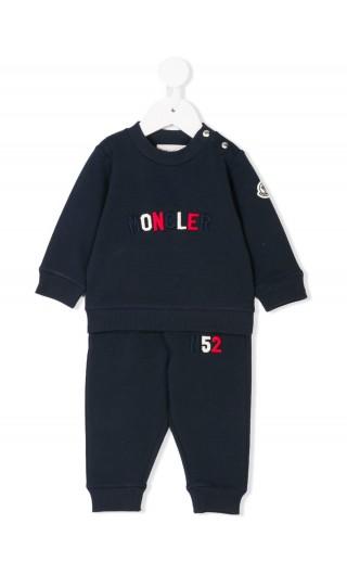 Completo maglia ml giro + pantalone