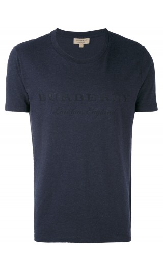 T-shirt mm giro cotone dévoré