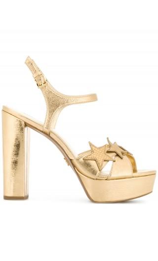 Sandalo zeppa Lexie