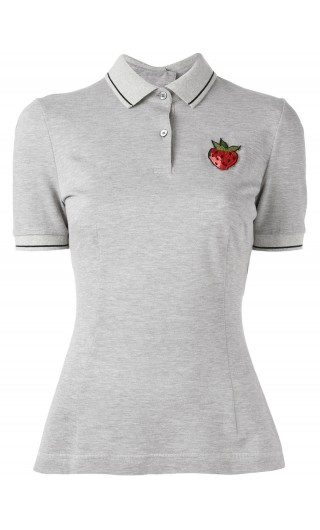 POLO MM LOGO FRAGOLA
