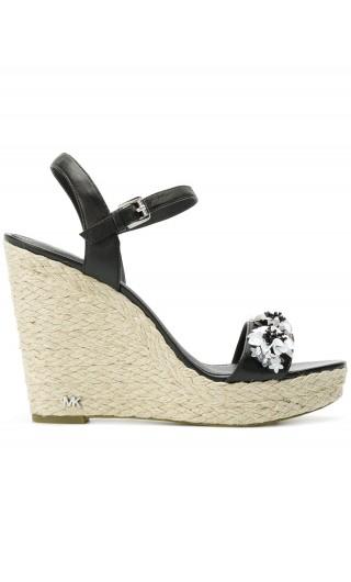 Sandalo zeppa Jill