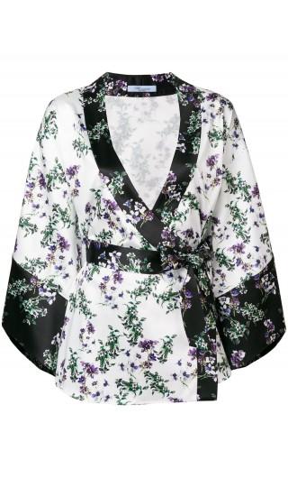 Blusa kimono st.micro anemone