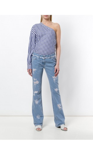 Jeans c/rotture