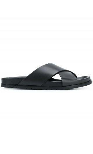 Sandalo Jimmy pelle