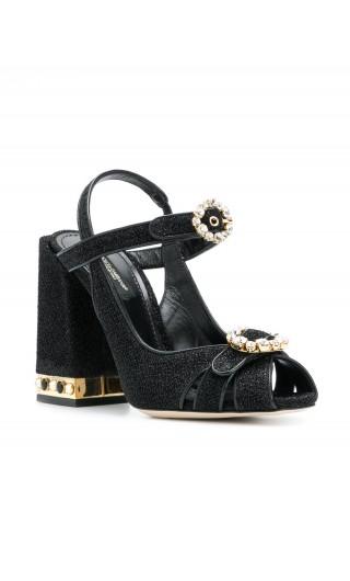 Sandalo soft lurex