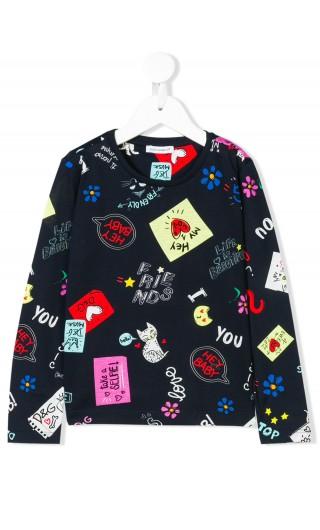 T-Shirt ml giro Love