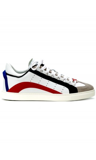 Sneakers Low Sole vitello + gommato