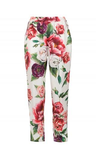 Pantalone twill st.peonie