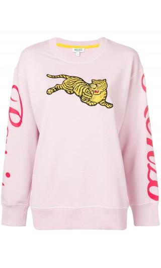 Felpa ml jumping tiger realx