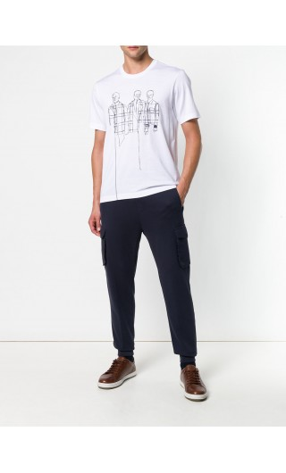 T-Shirt mm giro st.bozzetto