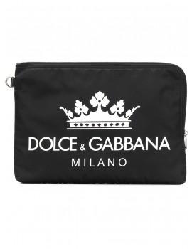 Necessaire nylon st.DG Milano