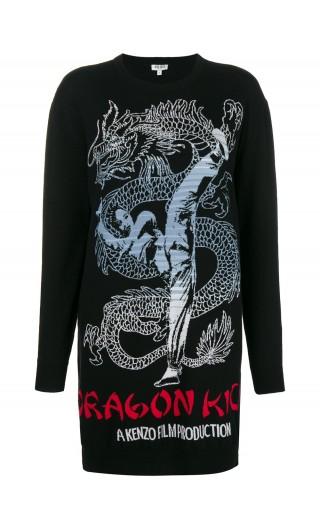 Abito maglia Dragon Kick