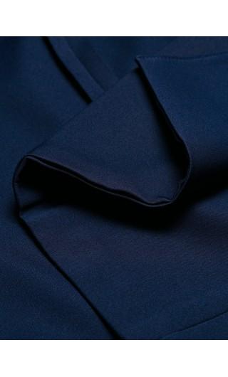 Soprabito tela divisa patch gomma