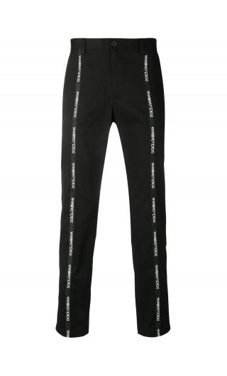 Pantalone c/riga centrale