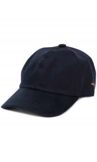 Cappello baseball cashmere