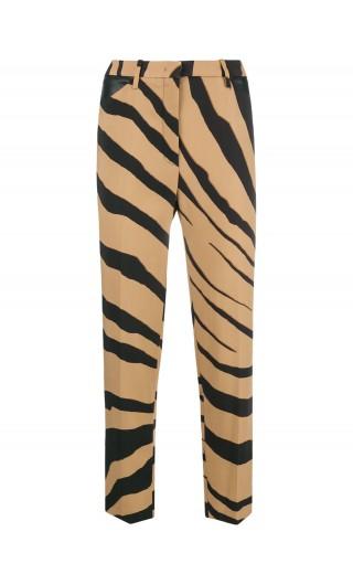 Pantalone macro zebra