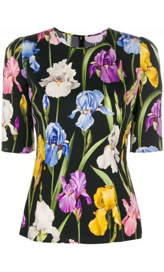 T-Shirt charmeuse st.iris