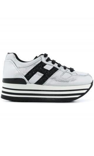 Sneakers Maxip micro + glitter H