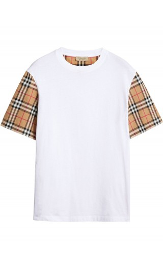 T-Shirt mm vintage check