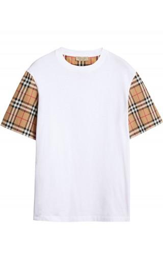 T-Shirt mm vintage check