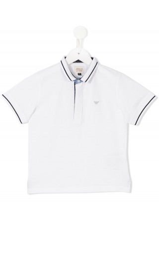 POLO MM PIQUET COLLO OXFORD