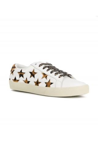 Sneakers pelle stelle