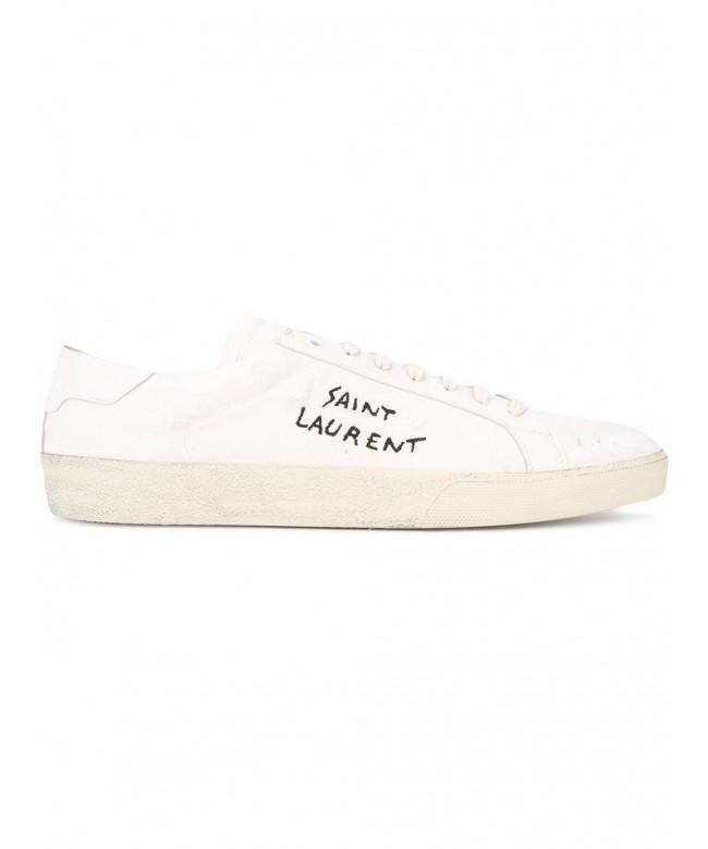 Sneakers tela Sain Laurent imputurato