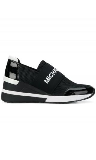 Sneaker Felix in scuba e mesh
