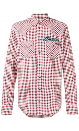 Camicia ml quadri check tartan