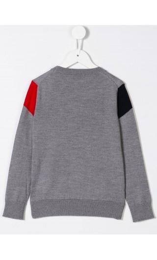 Maglia ml giro tricot