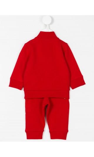 Completo cardigan + pantalone