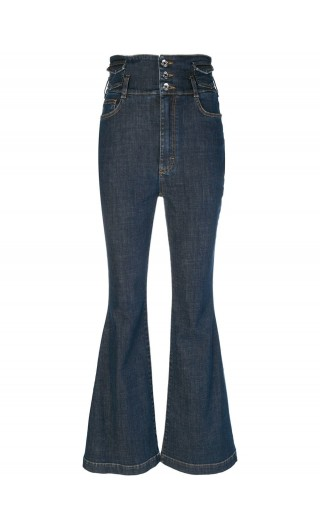Jeans 5 tasche zampa