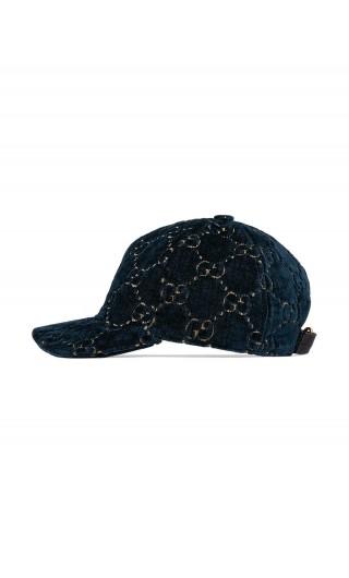 Cappello velet GG + drill