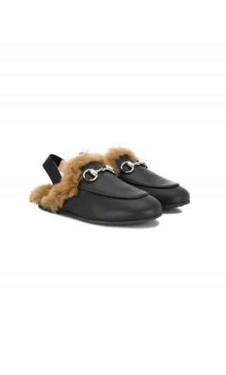 Sandalo vitello nappa
