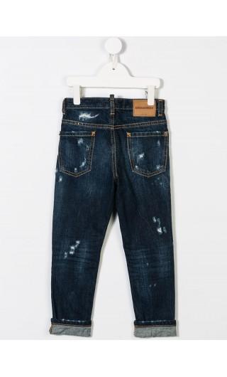 Jeans 5 tasche Glam Head