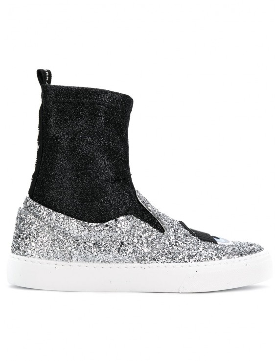 Sneakers sock lamnata