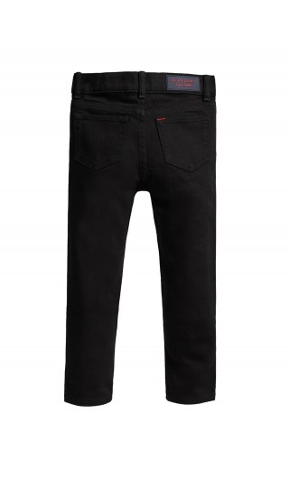 Jeans denim stretch attillati