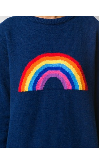 Maglia ml giro arcobaleno