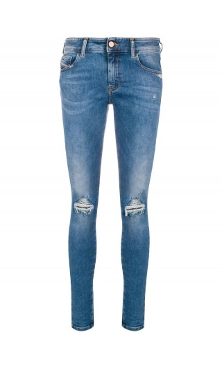 Jeans 5 tasche Slandy-Low super skinny
