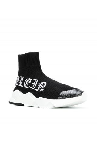 Sneakers Hi Top Gothic Plein
