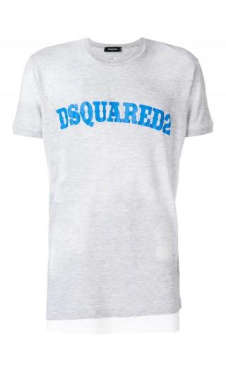 T-Shirt mm giro st.Dsquared