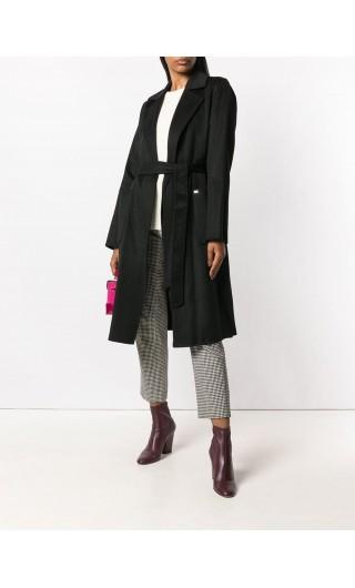 Cappotto lana c/cintura
