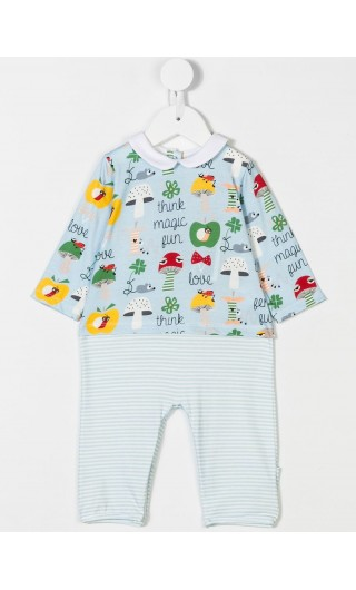 Kit baby jersey stretch + st.funghetti