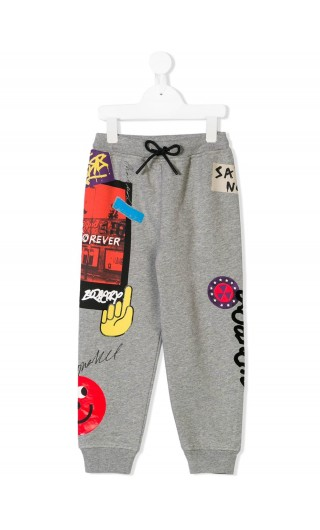 Pantalone felpa Street Art London