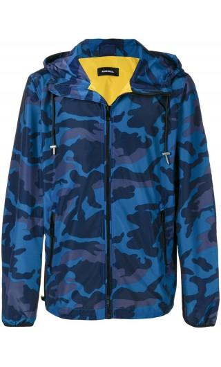 K-Way camouflage J-Acousmatic