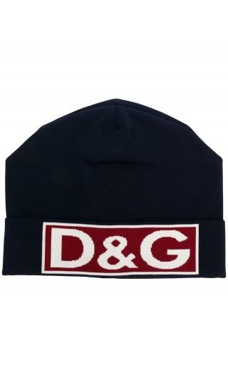 Cappello logo D&G