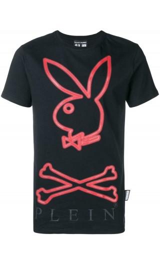 T-Shirt mm giro Playboy