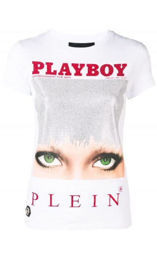 T-Shirt mm giro Playboy